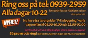 Ring tarotguiderna annons