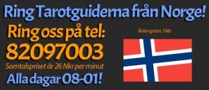 ring tarotguiderna i Norge