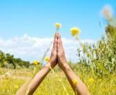 Mindfulness, Gående meditation  – närvaro i kroppen