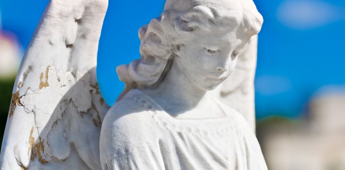 Hur änglarna ger oss tecken för att visa att de finns med oss