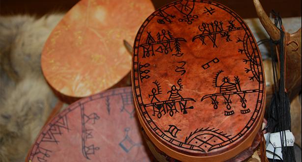 Nåjden – en samisk schaman