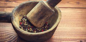 Förbättra hälsan med svartpeppar
