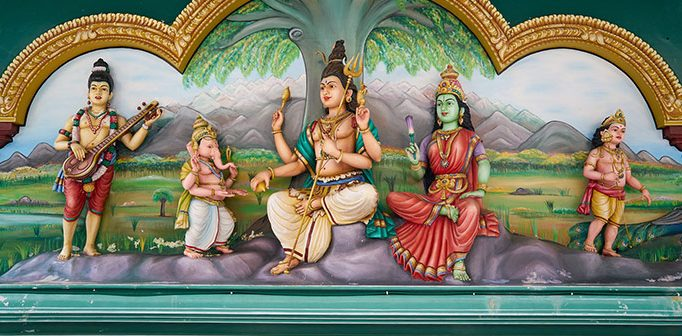 Hinduismen – Kunskapens religion