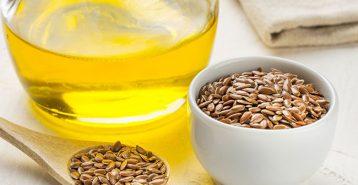 Linfröolja för bra hälsa