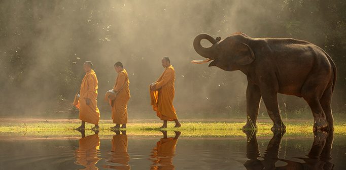 Buddhismens framväxt