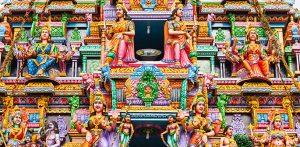 Indiska gudinnor i den indiska mytologin