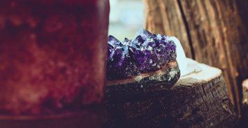 Ametist - en andlig sten