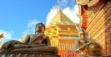 Buddhismens tre inriktningar