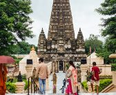 Templet Mahabodhi – det var här som Siddharta blev Buddha