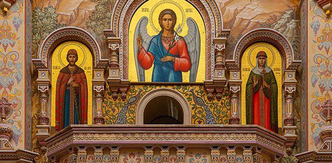 Ärkeängeln Gabriel – en mäktig och könsneutral ängel