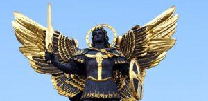 Ärkeängeln Ariel – Guds lejon