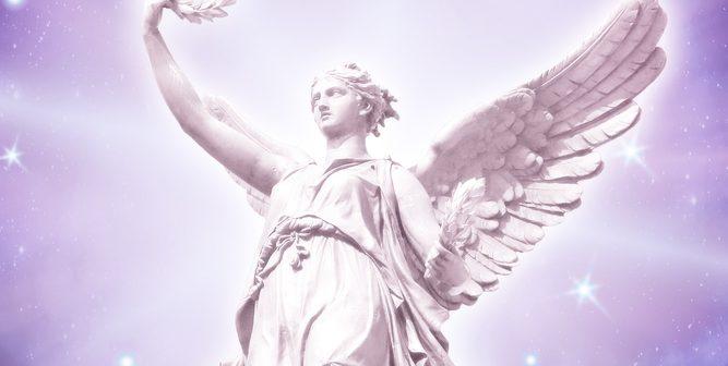 Ärkeängeln Muriel kan tända din andliga glöd och göra dig mer klarsynt.