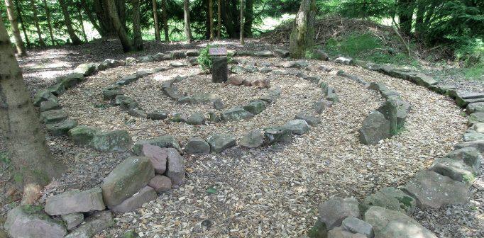 Den mytiska platsen Avalon