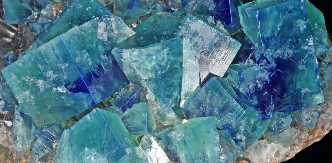 Fluorit är en sten som är utmärkt för dig som vill ha lite mer klarhet i ditt liv.